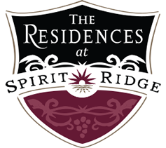 The Residences at Spirit Logo - Osoyoos BC